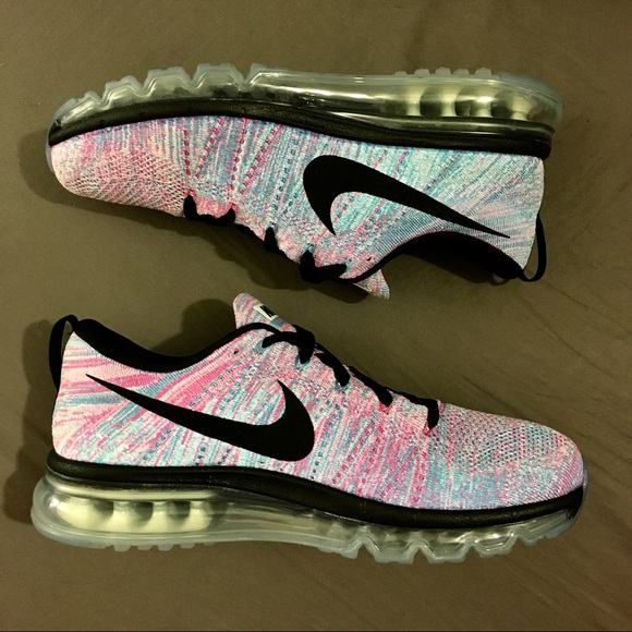 innovative design be908 10492 NWOB Nike Flyknit Air Max Womens size 10.5